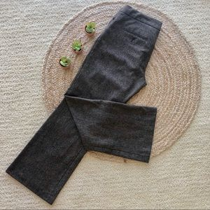 Brown Express  wool blend slacks